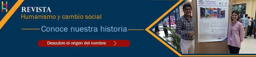 Historia de la Revista Humanismo y cambio social
